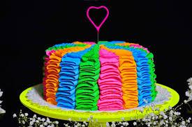 party ideas neon cat tween birthday