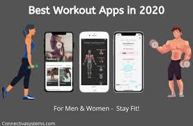 27 best workout apps for men women in