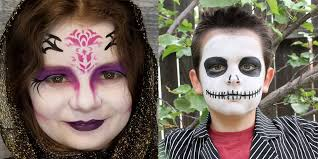 20 easy face paint ideas