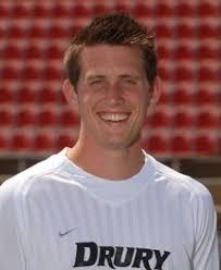 Adam Peterson - 2010 - Men's Soccer - Drury University Athletics