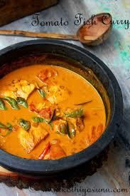 Fish Tomato Curry Recipe - Thakkali ...