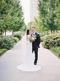 modern minimalist wedding in st louis