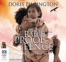 Follow The Rabbit Proof Fence Amazon Co Uk Pilkington Doris Abc Audio Maza Rachael 9781743119914 Books
