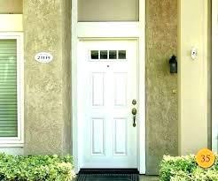 replace exterior door trim