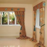 curtains soft furnishings near hull