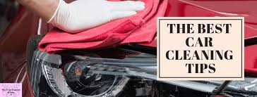 simple and easy car cleaning hacks you