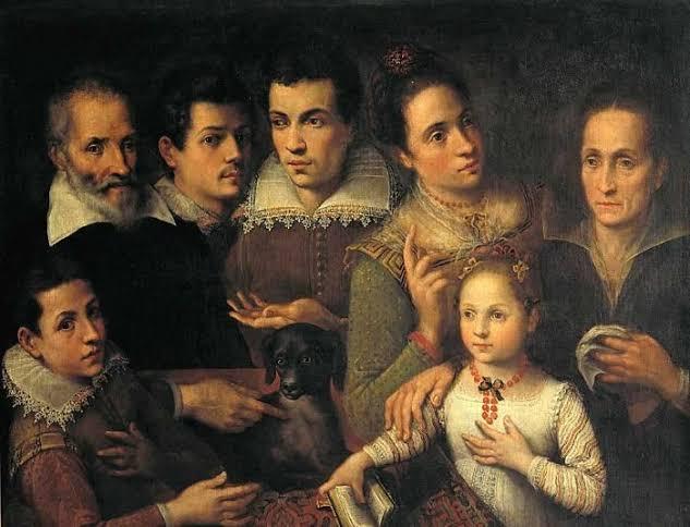 Image result for renaissance art family