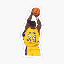 Kobe Stickers Redbubble