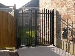 Aluminum Fence Gates In Toronto And Gta