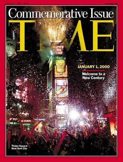 "celebration of millenyum year in times square ile ilgili görsel sonucu"""