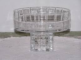 candy bowl stand glass candle holder