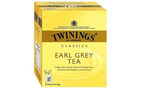 twinings clics earl grey tea