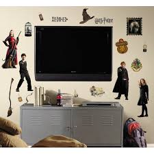 Harry Potter Wall Decals Wayfair