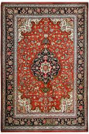 medallion art silk rug at rugs