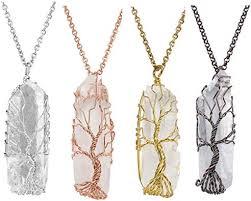jovivi tree of life pendant necklace