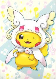 pikachu-mega audino | Personagens pokemon, Pokemon iniciais ...