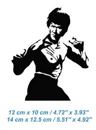 Bruce Lee Car Window Bumper Laptop Oracal Vinyl Decal Sticker Ebay