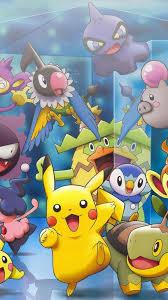 pokémon wallpaper android ios pokémon