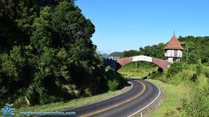 Estrada entre Caxias do Sul e Gramado - Serra Gaúcha - Viagens e ...