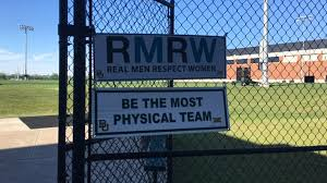 Real Men Respect Women Signage Added To Baylor Practice Field Sporting News