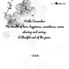 hello the month quotes writings by nagalaxmi