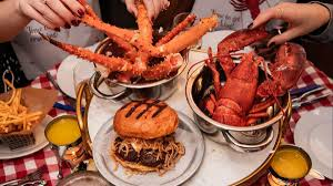 secret' all-you-can-eat crab and burger ...