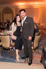 Abigail McDonald with Gregory McDonald