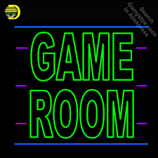 Neon Signs For Custom Game Room Letters Kids Play Neon Bulb Sign Decorate Game Room Wall Lamp Handcraft Glass Tubes Art Dropship Neon Bulbs Tubes Aliexpress