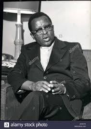 Bishop Abel Muzorewa High Resolution Stock Photography and Images - Alamy