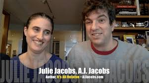 It's All Relative to A.J. Jacobs! | Mr. Media® Interviews
