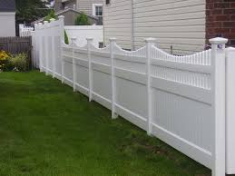 Pvc Fences Gates Double Virgin Vinyl Fencing Liberty Fence Railing In 2020 Vinyl Fence Pvc Fence White Vinyl Fence