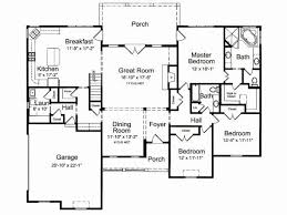 4 bedroom modern house plans fresh