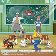 Cập nhật tình hình học tập đầu năm đi... - Pokémon Việt Nam