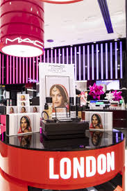 mac cosmetics launches beauty