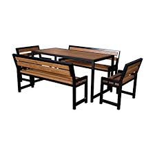 dm grill garden furniture set table 2