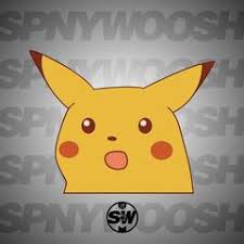 Surprised Pikachu Decal Spinnywhoosh Graphics