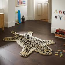 Animals Leah Leopard Rug Free Uk Delivery Animal Rug Leopard Rug Kids Rugs Girls