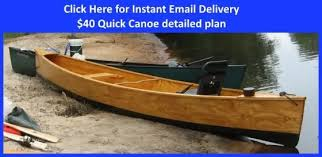 quick canoe embly woodworker