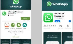 Aggiornamento WhatsApp - EsperienzApple