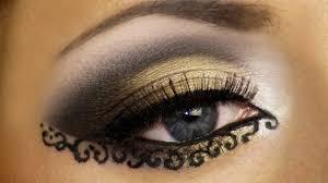 rules to apply astounding arabic eye makeup