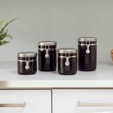charlton home 4 piece kitchen canister