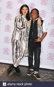 New York, NY, USA. 26th Feb, 2020. Jesse Smith and Tenzin Choegyal ...