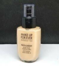 ever face body liquid makeup ivory