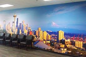 Seattle Painted Murals And Wall Graphics Studio 3 Signs