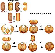 round ball solutions wooden puzzles
