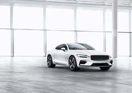 polestar unveils its first car the