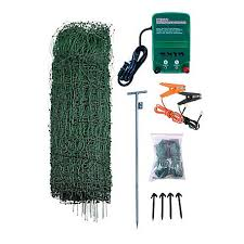 Starkline Electric Poultry Netting Kit With Ac Energizer Pn42164 Kit550 At Tractor Supply Co