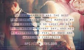 married my childhood friend quotes quotations sayings