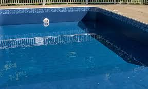 how to install a pool liner the home