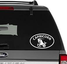 Car Truck Graphics Decals Auto Parts And Vehicles Capricorn Zodiac Decal Truck Wall Sticker Car Hairli Hr